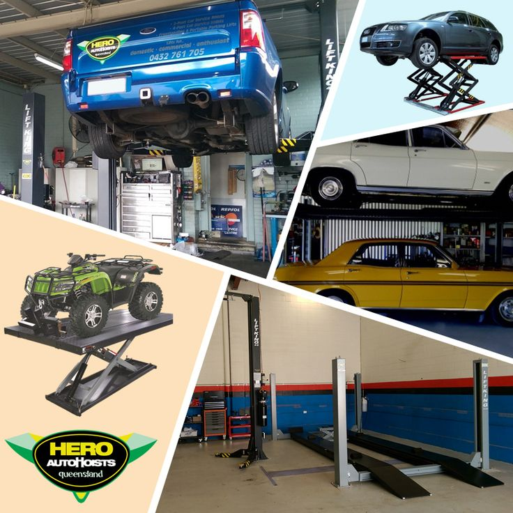 Why Should You Use A Vehicle Hoist Garage Car Lift Car Hoist Hoist