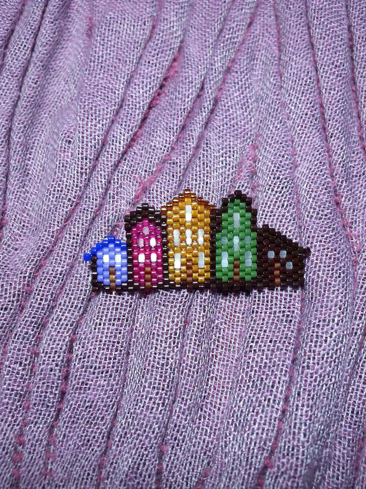 Unas casitas