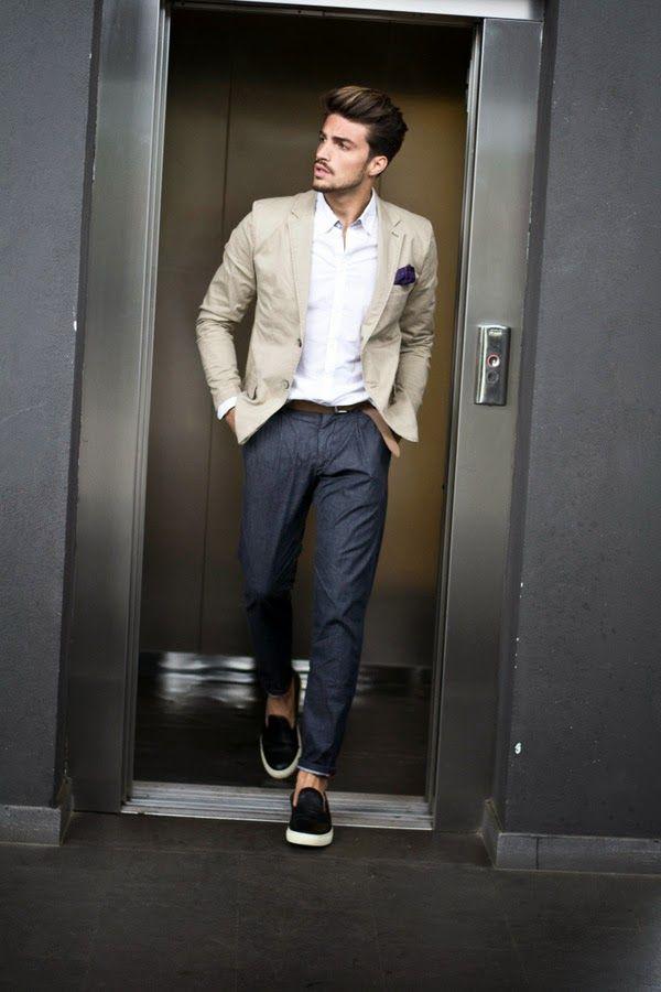 Men's Style mariano de vaio modelo e blogueiro