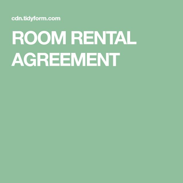 The 25+ best Room rental agreement ideas on Pinterest - room rental agreements