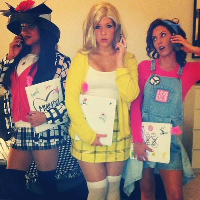 DIY '90s Halloween Costumes | POPSUGAR Love & Sex Omg Clueless!!