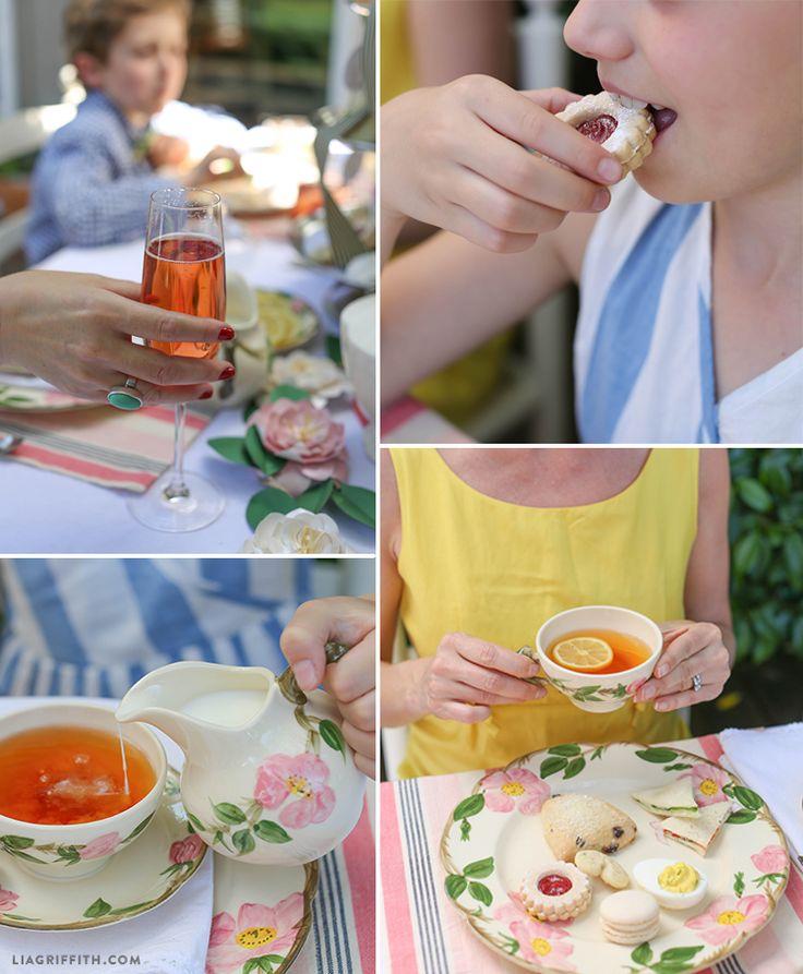 English Tea Party Ideas: 17 Best Ideas About High Tea Menu On Pinterest