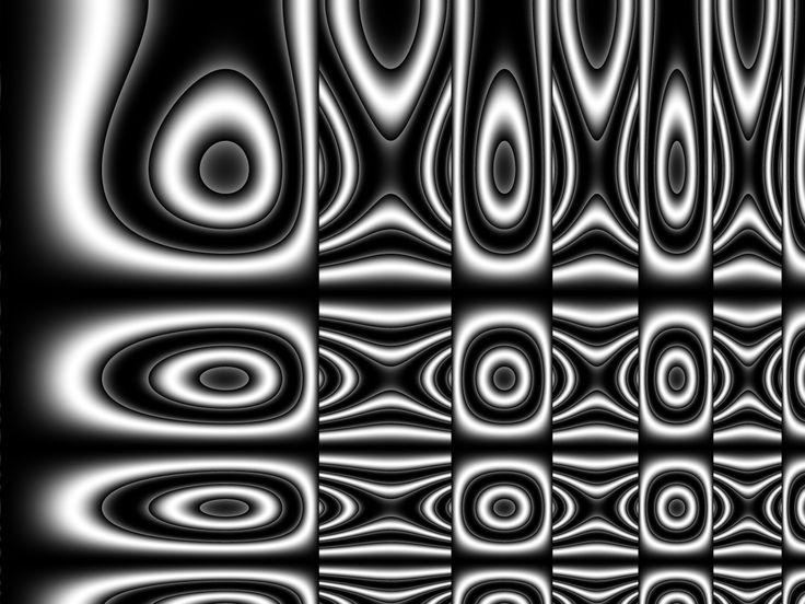 """Qbist serie """" 46 by Florencia Mittelbach"""