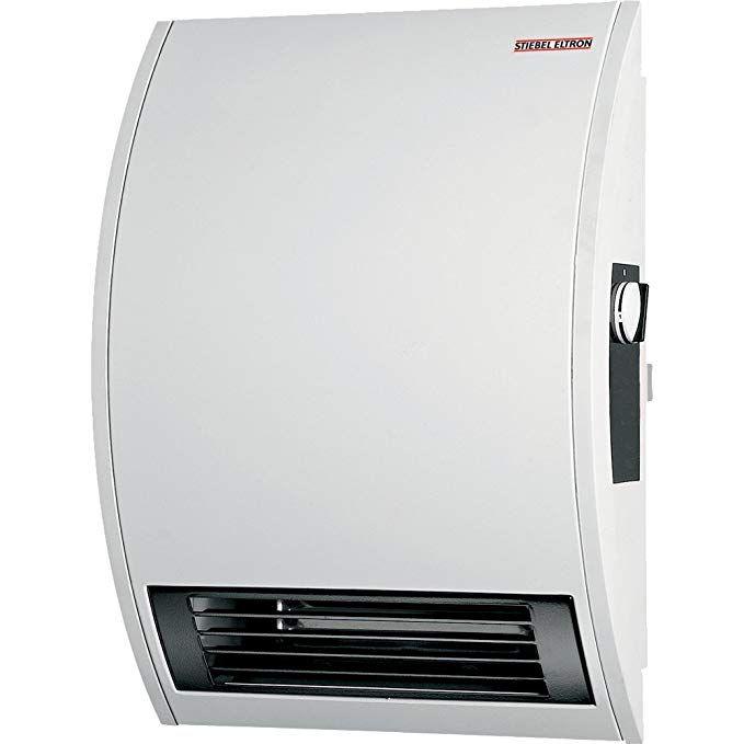 Amazon Com Stiebel Eltron 074057 240 Volt 2000 Watts Wall Mounted Electric Fan Heater Home Improvement Wall Mounted Fan Bathroom Heater Space Heater