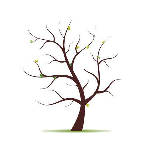 Hochzeitsspiele: Fingerabdrücke der Hochzeitsgäste auf Leinwand - die etwas andere Hochzeitszeitung - Hochzeitsbaum - auch bekannt als fingerprint tree