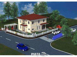 Imobiliare, Case, vile de vanzare, Casa individuala, 120mp, cu teren 350mp, zona linistita, imaginea 1 din 4