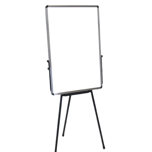 Adjustable Height Magnetic Whiteboard Easel