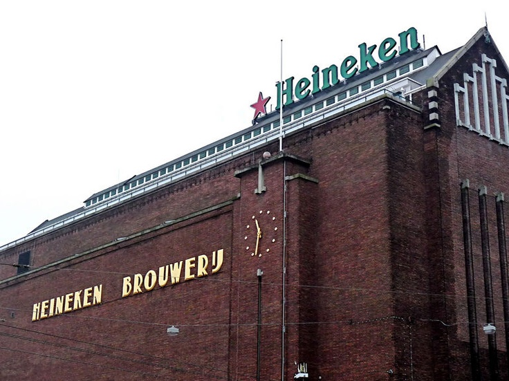 Heineken Experience #amsterdam #mustsee #accorcityguide The nearest Accor hotel : Ibis styles Amsterdam City