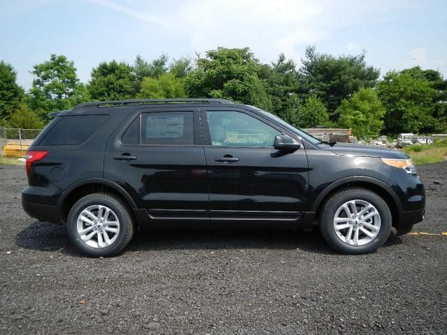 New 2015 Ford Explorer For Sale in Chantilly, VA | Ted Britt Ford Lincoln | chantillyfordlincoln.com