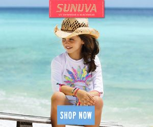Buy Sunuva Girls UV Swimwear & Beachwear Online. CLICK HERE!