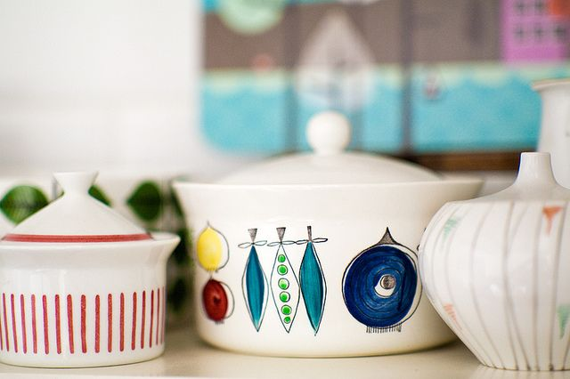 kitchen shelf - rorstrand pickinck, kadet, Lindberg bersa, ISAKK etc