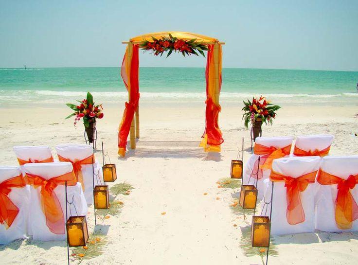 Red Wedding Canopy Orange Wedding Arch & beach wedding gulf shores 16 copy. untitled 2 untitled 3 ...