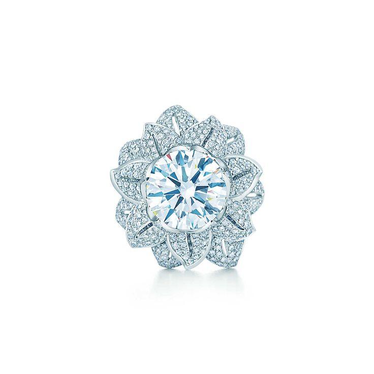 Kollektion The Gatsby:Blüten-Diamantring