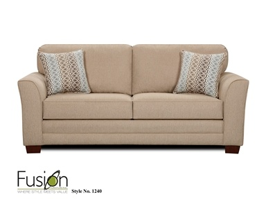 Shop for Fusion Sofa Groups, 1240, and other Living Room Sofas at High Point Furniture in Jasper, AL. Body Fabric 1: Frontline Linen. Body Fabric 2: N/A. Pillow Fabric 1: Loophole Breeze.