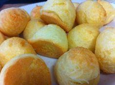 Pão de queijo de liquidificador rapido
