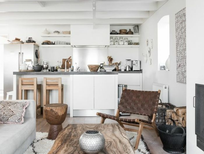 Les Meubles Scandinaves Beaucoup D Idees En Photos Meuble Idees De Decoration De Salon Idee Deco Salon