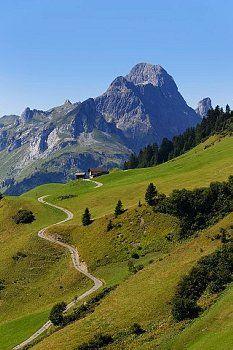 Hochkunzelspitze Vorarlberg Bregenzer Wald