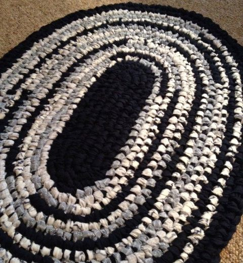 17 Best Images About Braided And Rag Rugs On Pinterest