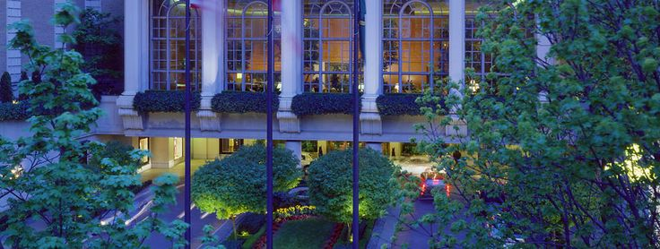 The Fairmont Olympic Plaza