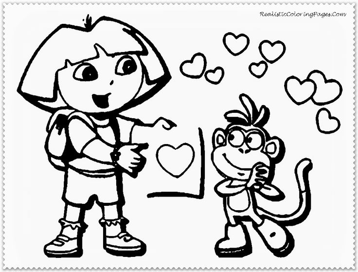 31 Best Valentine Coloring Sheets Images On Pinterest