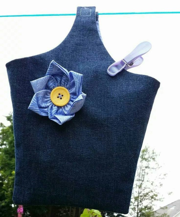 39 best Peg Bags images on Pinterest | Clothes pin bags, Peg bag and ...