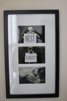 Sugestões para fotografias do dia do Pai
