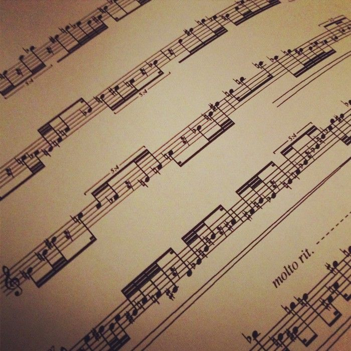 Advice to a College Music Student WOW amazing article. To read in between semesters and any time I need to revamp and make a plan!