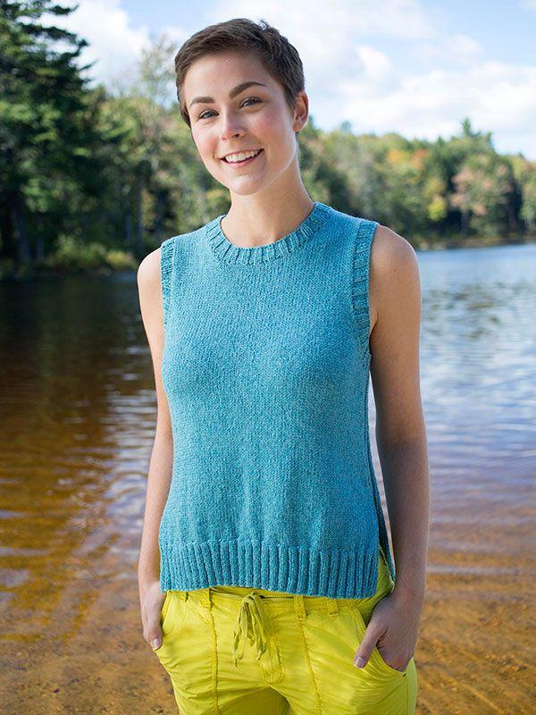 295 Best Summer Knitting Patterns Images On Pinterest Knitting
