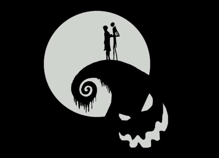 jack skellington silhouette - photo #5