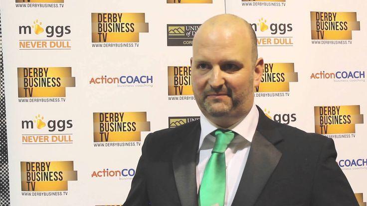 2014 - Creative Industries Business Of The Year Award  - GreenDog Media