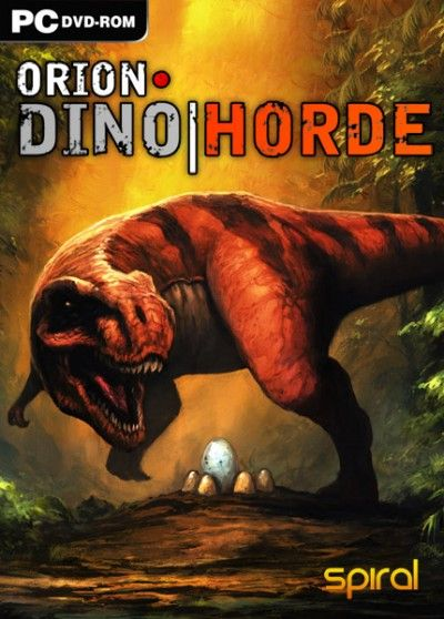 ORION: Dino Horde - indie sci-fi shooter from the studio Spiral Game Studios. The game offers the user the power to unleash the ancient inhabitants of the planet Earth