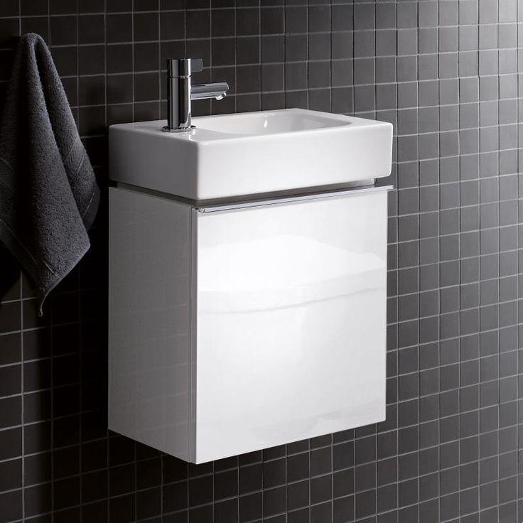 Keramag Icon Xs Handwaschbecken Unterschrank Mit 1 Tur Front Und