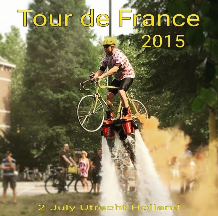 Kick-off Tour de France 2015 Holland: