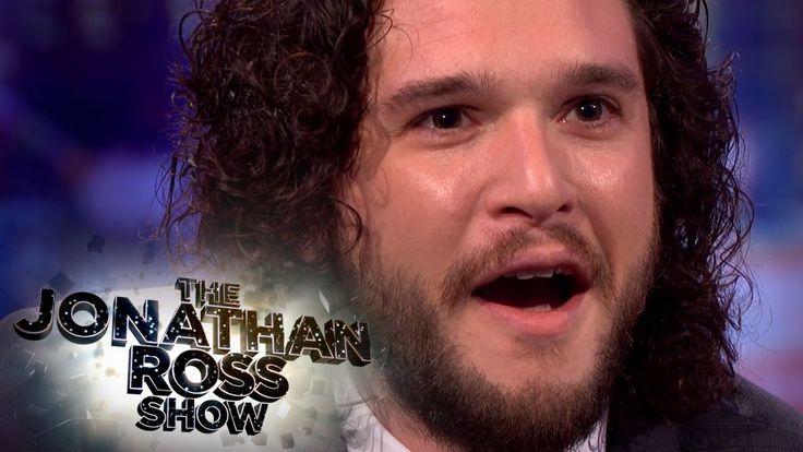Is Jon Snow Dead? Kit Harrington Lie Detector Test - The Jonathan Ross Show