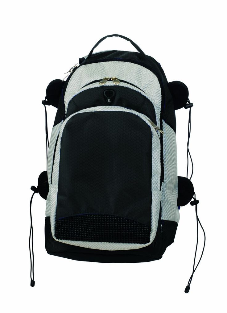 Martin Sports All Purpose Backpack, 600 Denier Nylon, 10'W X 20'H >>> Trust me, this is great! Click the image. : Day backpacks