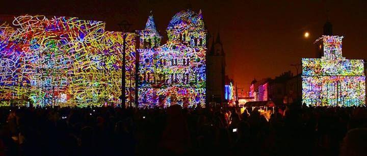 Light Move Festival, Lodz