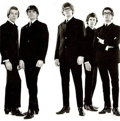 The Zombies, a most underrated band of the British Invasion. Zombies used to be so clean cut. Great songs to dance to.