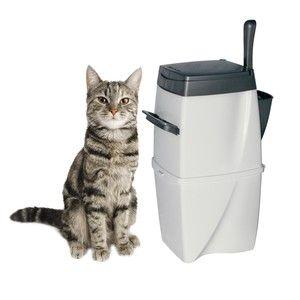 <p>Hygienisch und leicht zu bedienen, fasst der LitterLocker II die verschmutze Streu einer Katze von bis zu 2 Wochen absolut gerussicher und erspart dadurch den täglichen Gang zur Mülltonne. Umgerechnet kostet der LitterLocker II pro Katze nur 10 Cent am Tag.</p> <p><strong>Der Folienschlauch ist das Geheimnis:<br /></strong>Im Lieferumfang des LitterLocker II befindet sich eine Kassette, die einen speziellen, mehrschichti...