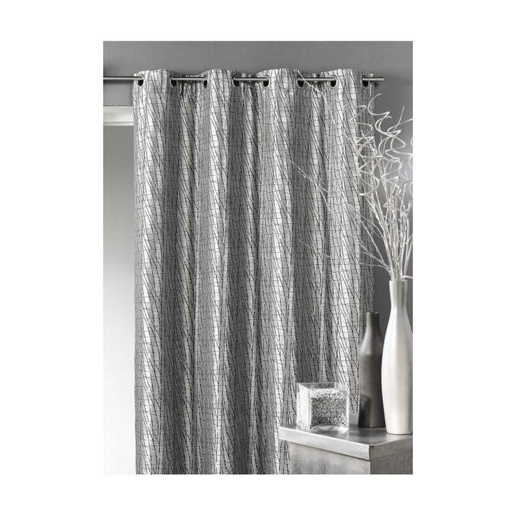 17 meilleures id es propos de double rideaux sur pinterest rideaux de double fen tre. Black Bedroom Furniture Sets. Home Design Ideas