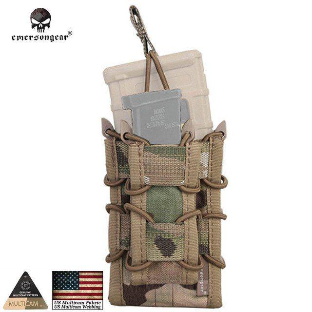 Porte Chargeur Tactique Militaire Eg Mod27 Multicam Tactique Militaire Militaire Chargeur