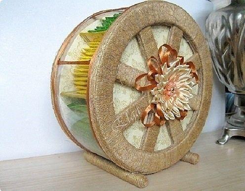 чайное колесо