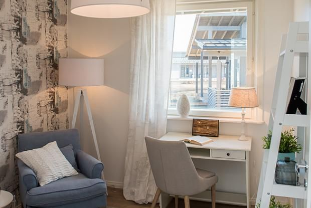 14 Heikius Hus-Talo - Työhuone @ Loma-asuntomessut Kalajoella