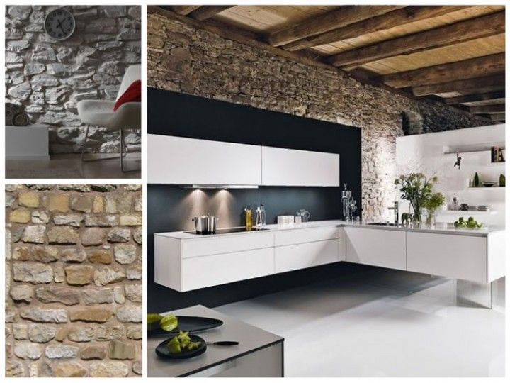 82 mejores im genes sobre muros walls en pinterest for Materiales para terrazas