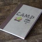 Perfect for Camp Winecoff! you can keep the same journal and write in it every year!