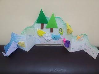 untuk anakanak sekolah minggu: Taman Eten Kertas