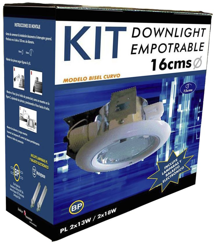 Packaging Kit Empotrable