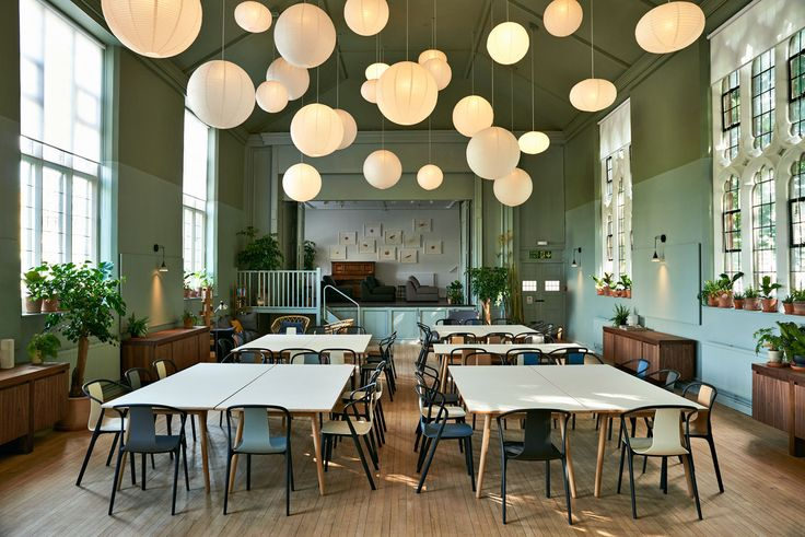 Food+for+Soul's+Refettorio+Felix+Soup+Kitchen+in+London,+Designed+by+Studioilse+|+Yellowtrace