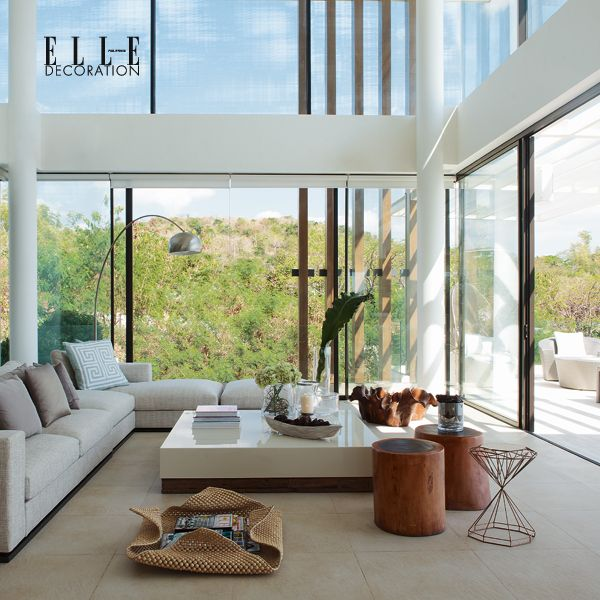 ELLE Decoration Philippines May 2014   Photography by Patrick Martires
