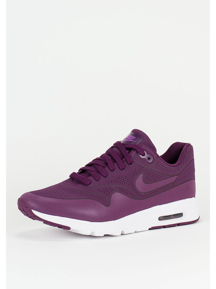 NIKE Schuh Wmns Air Max 1 Ultra Moire mulberry/mulberry/purple dusk