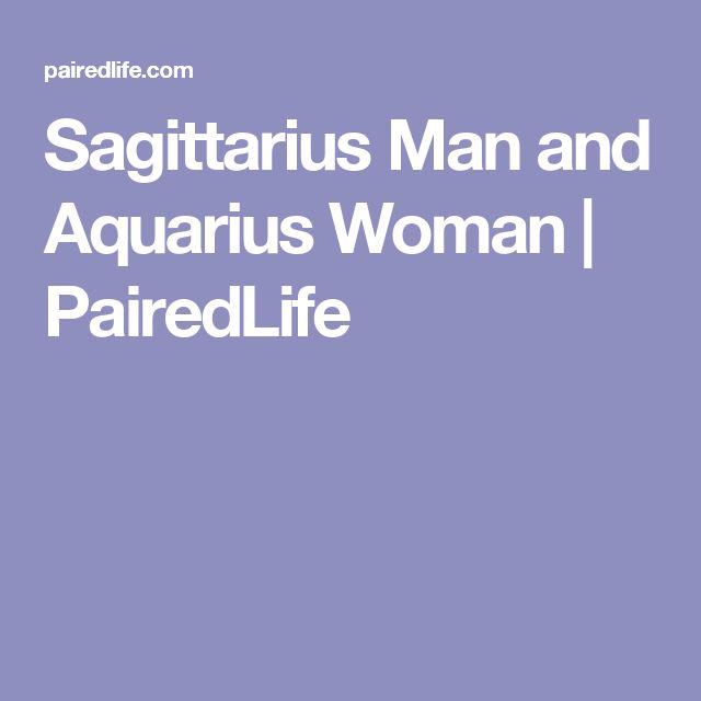 Sagittarius Man and Aquarius Woman   PairedLife